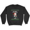All I Want For Christmas Is Books Snoopy The Peanuts Movie Sweatshirt-T-shirt-Crewneck Sweatshirt-Black-S-Geek Mundo Store
