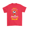 Some Of Us Grew Up Loving Snoopy Shirts-T-shirt-Gildan Mens T-Shirt-Red-S-Geek Mundo Store