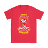 Some Of Us Grew Up Loving Snoopy Shirts-T-shirt-Gildan Womens T-Shirt-Red-S-Geek Mundo Store