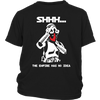 The Empire Has No Idea Deadpool Storm Trooper Shirts-T-shirt-District Youth Shirt-Black-XS-Itees Global