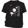 Why Wish On A Star When You Can Pray Shirts-T-shirt-District Youth Shirt-Black-XS-Itees Global