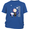 Why Wish On A Star When You Can Pray Shirts-T-shirt-District Youth Shirt-Royal Blue-XS-Itees Global