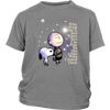 Why Wish On A Star When You Can Pray Shirts-T-shirt-District Youth Shirt-Sport Grey-XS-Itees Global
