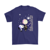 Why Wish On A Star When You Can Pray Shirts-T-shirt-Gildan Mens T-Shirt-Purple-S-Itees Global
