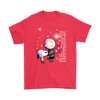 Why Wish On A Star When You Can Pray Shirts-T-shirt-Gildan Mens T-Shirt-Red-S-Itees Global