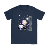 Why Wish On A Star When You Can Pray Shirts-T-shirt-Gildan Womens T-Shirt-Navy-S-Itees Global