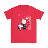 Why Wish On A Star When You Can Pray Shirts-T-shirt-Gildan Womens T-Shirt-Red-S-Itees Global