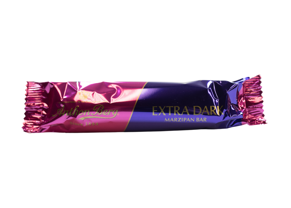 Anthon Berg Marzipan Bar Extra Dark