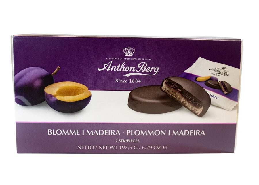 Anthon Berg Chocolate Covered Marzipan Rounds