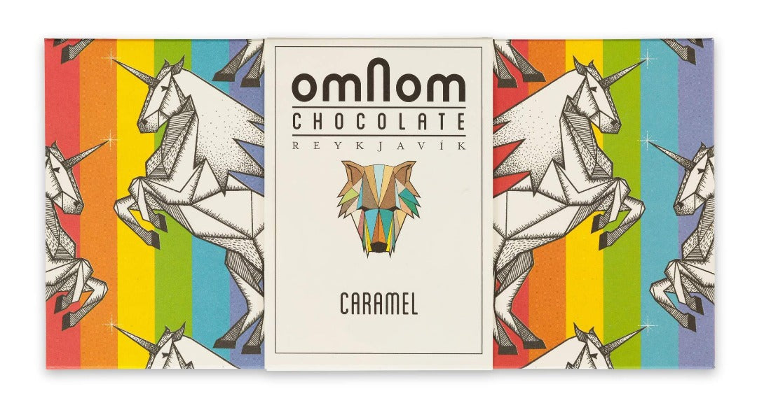 Omnom Chocolate Caramel + Milk BIG 250g