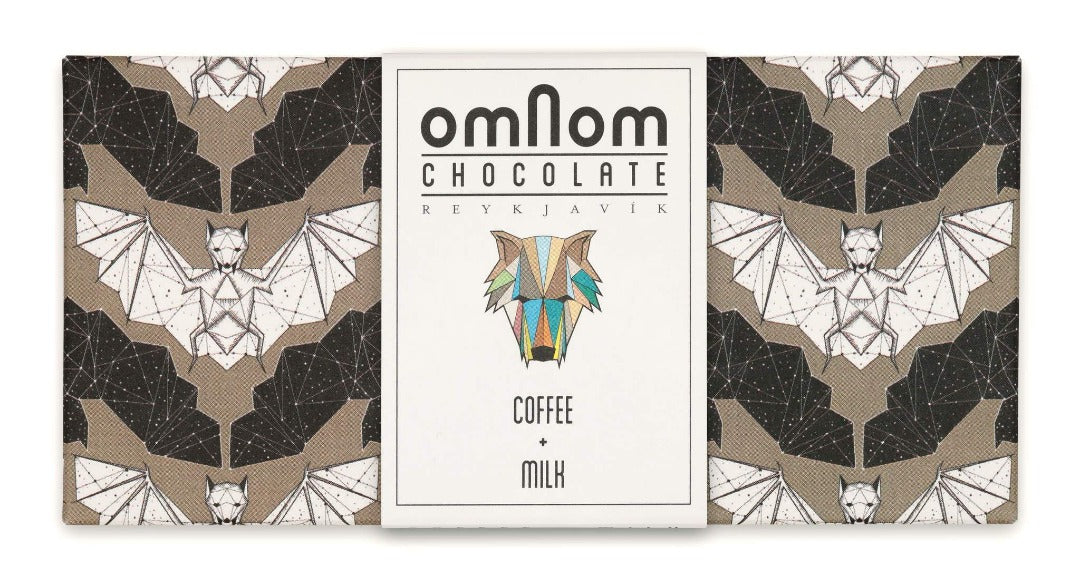 Omnom Chocolate Coffee + Milk