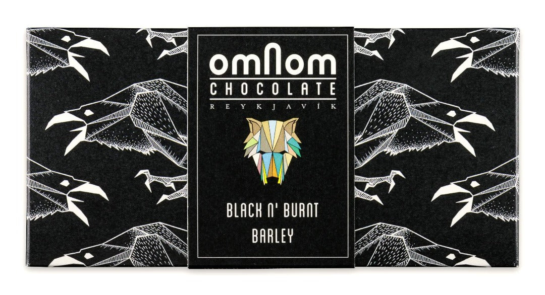 Omnom Chocolate Black n' Burnt Barley