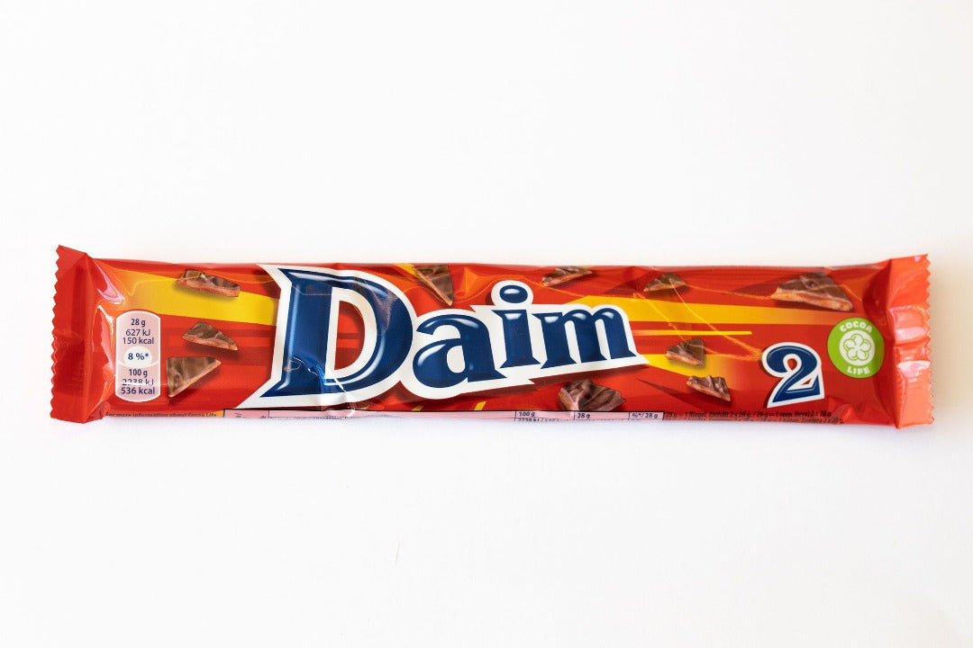 Daim Bar 2 Pack