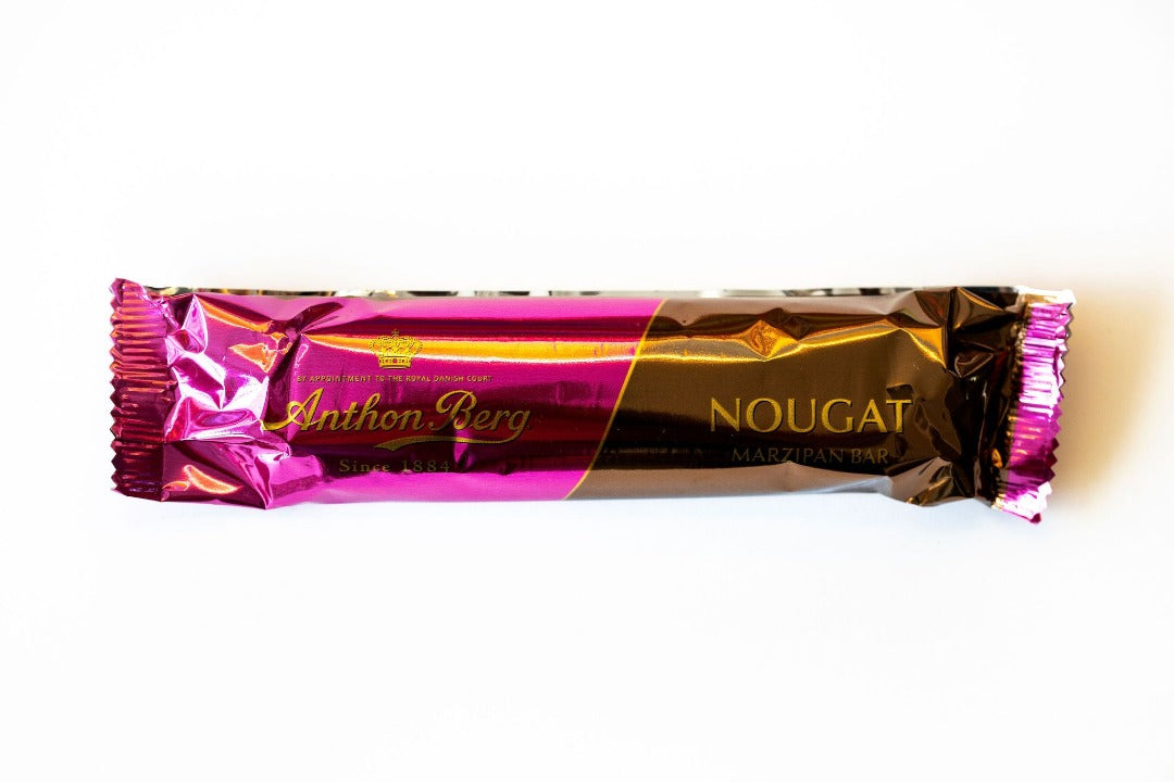 Anthon Berg Marzipan Bar with Nougat