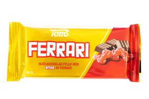 Toms Ferrari Chocolate Bar