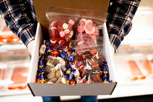Sweetish Valentines Day Pick-n-Mix Kit
