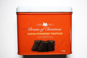 Dream of Sweden Cocoa Powdered Truffles