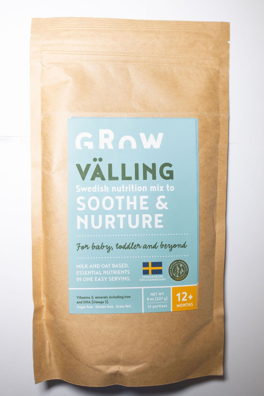 Grow Välling Baby Nutrition Mix