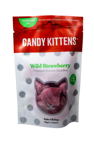 Candy Kittens - Wild Strawberry