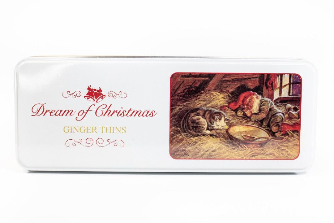 Dream of Christmas Ginger Thins