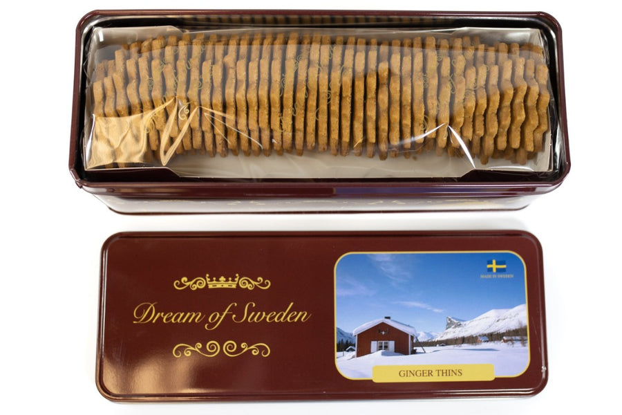 Dream of Sweden Ginger Thins