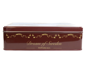Dream of Sweden Ginger Thin- Large Tin