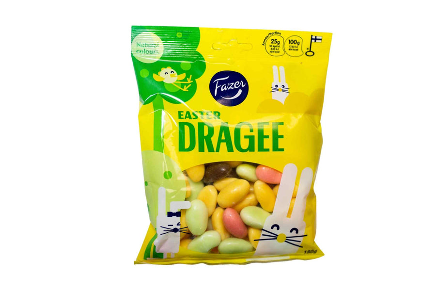 Fazer Easter Dragee (Candy Eggs)