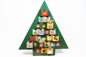 Sweetish Deluxe Advent Calendars- Green