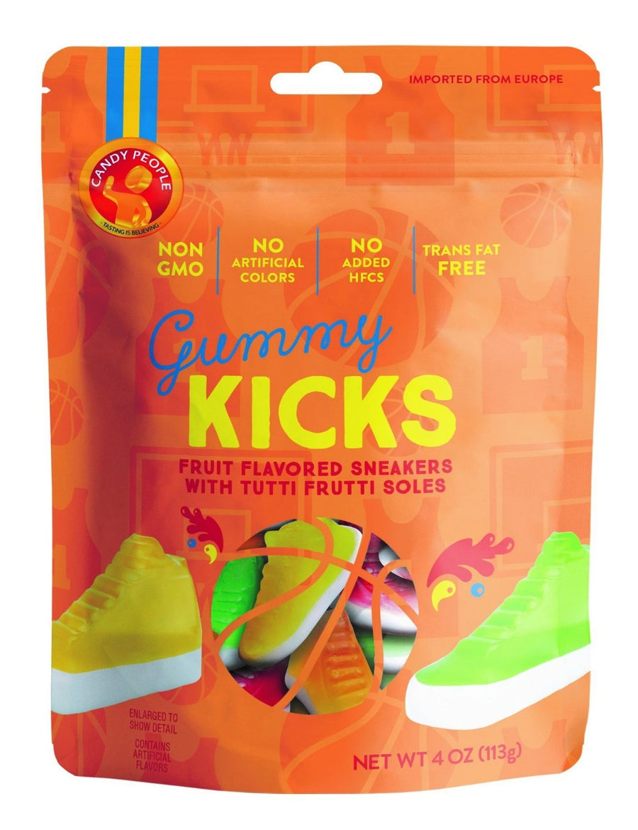 Candy People - Bagged Gummy Kicks