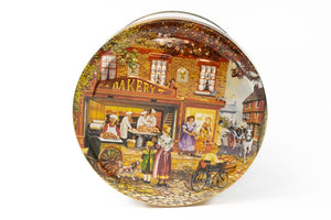 Jacobsens Bakery Shop Cookie Tin