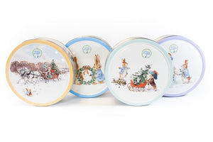 Peter Rabbit Cookie Tin