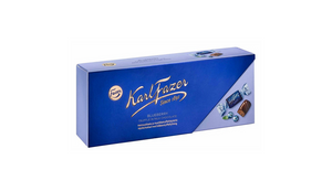 Karl Fazer Blueberry Truffle in Milk Chocolate 270g