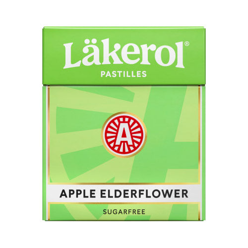 Lakerol Apple Elderflower