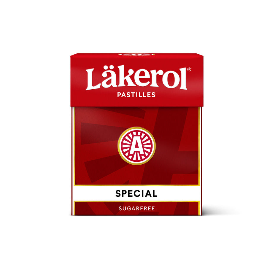 Lakerol Special Menthol Licorice