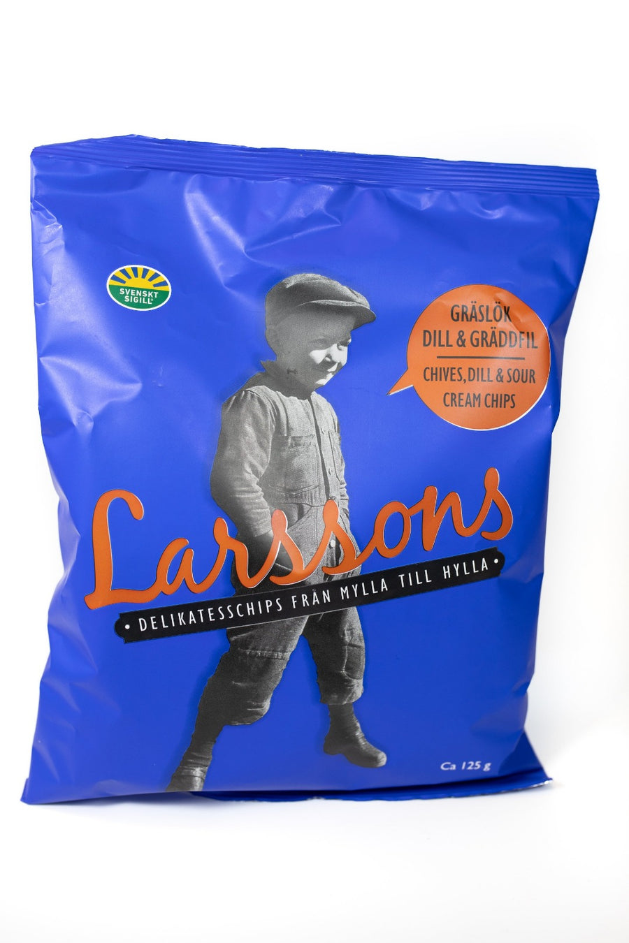 Larssons Swedish Potato Chips