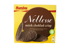 Marabou Noblesse Dark Chocolate Crisps