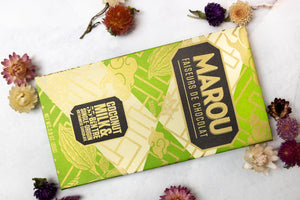 Marou Coconut Milk 55% Bar