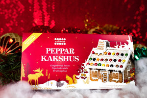 Nyakers Pepparkakshus (Gingerbread House)