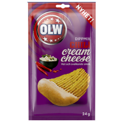 OLW Chili Cream Cheese Dipmix