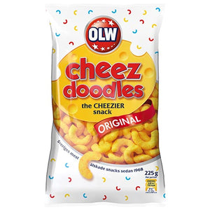OLW Cheez Doodles Big Bag 225g