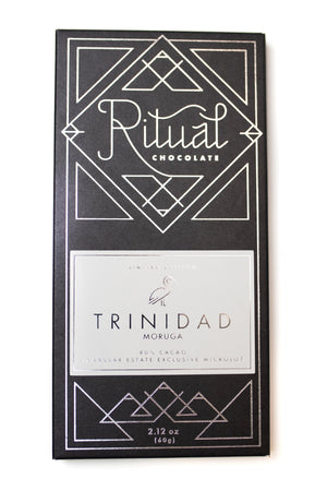 Ritual Chocolate Trinidad 80% Cacao Bar