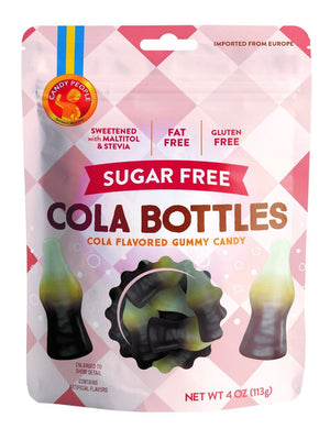 Candy People- Bagged Sugar Free Cola Bottles