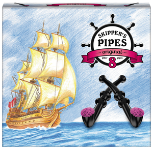 Skippers Pipes Original Box 8 Count