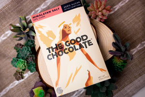 The Good Chocolate: Himalayan Salt Bar