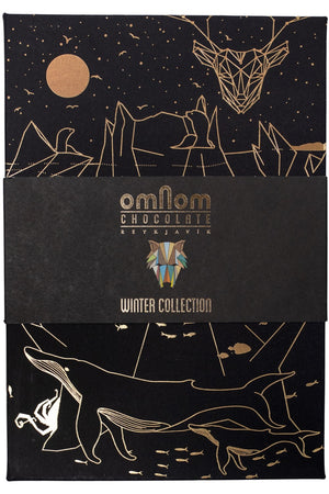 Omnom Chocolate Winter Collection