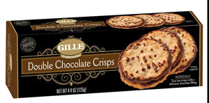 Gille Double Chocolate Oat Crisps
