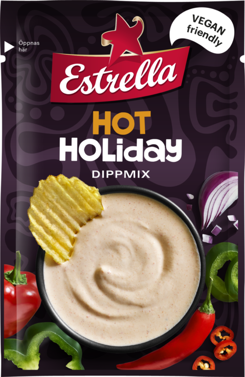 Estrella Hot Holiday Dip Mix
