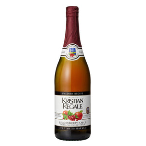 Kristian Regále Lingonberry-Apple Sparkling Juice