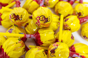 Malaco Zoo Lollipops
