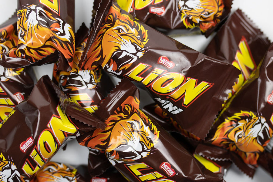 Lion Mini Bars